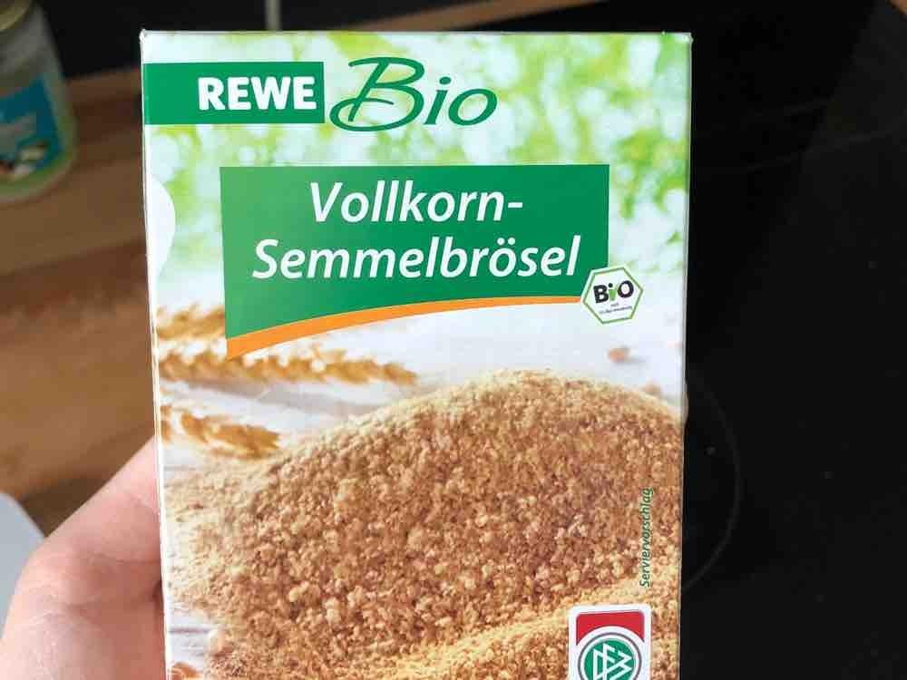 REWE Bio Vollkorn-Semmelbrösel von carlottasimon286   Hochgeladen von: carlottasimon286