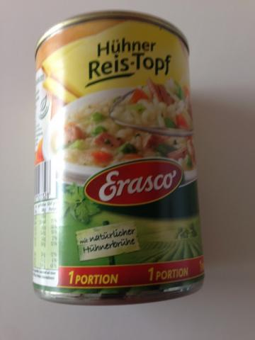 Hühner-Reistopf (1 Portion) | Hochgeladen von: LutzR