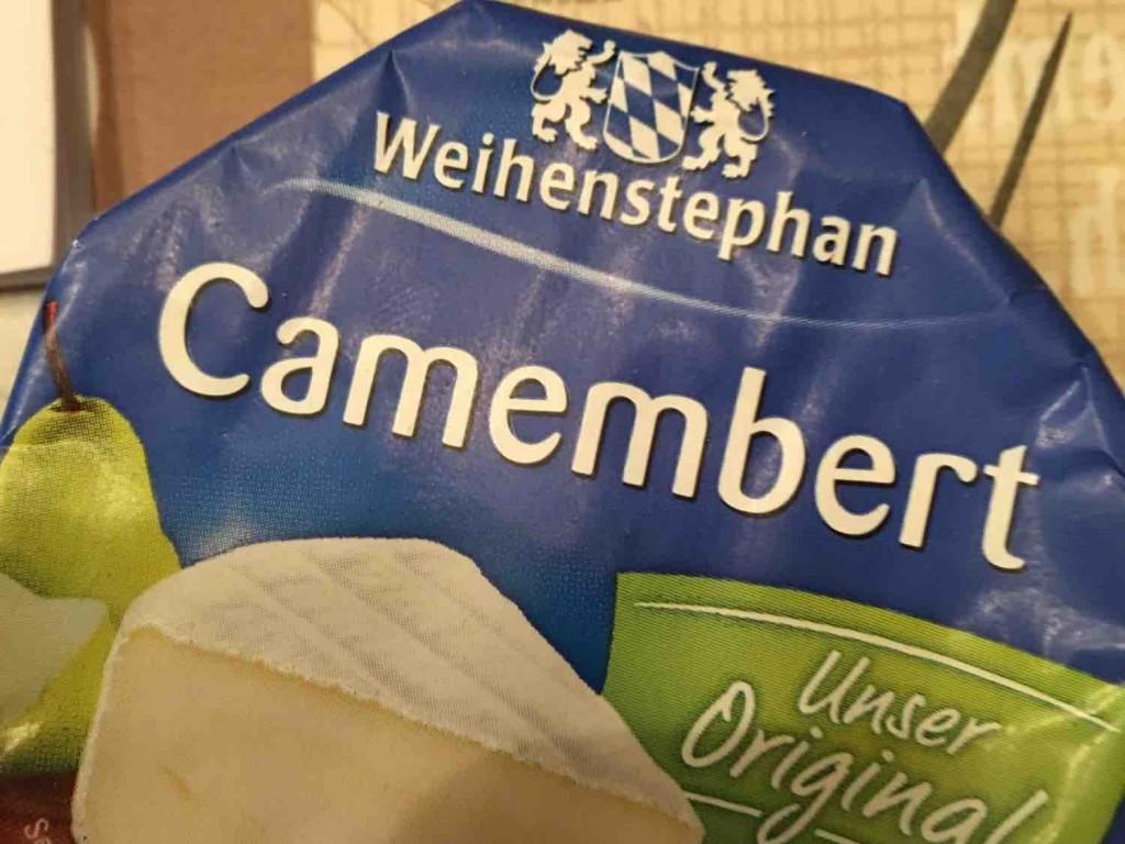 Camembert 45% Fett, Unser Original  von HanneloreLa   Hochgeladen von: HanneloreLa