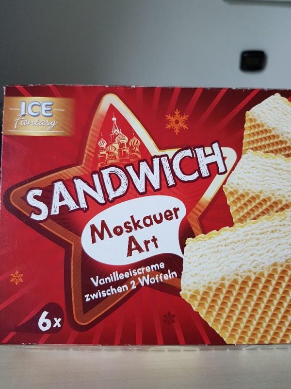 Sandwich Moskauer Art, Vanille von wugeka753 | Hochgeladen von: wugeka753