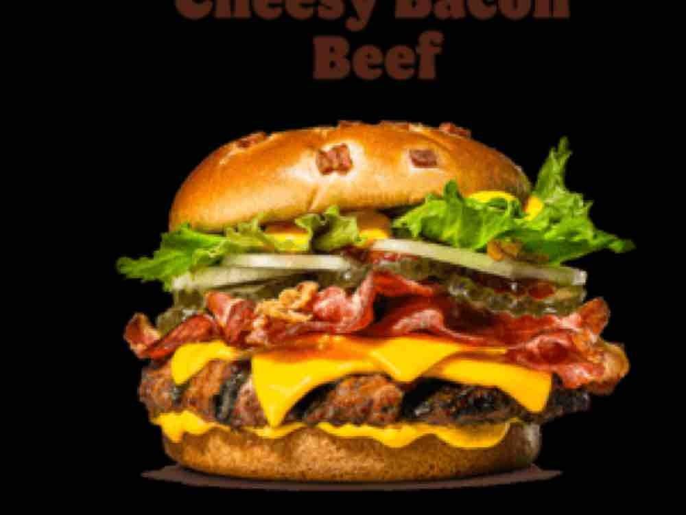 Cheesy Bacon Lover Beef, 259,2g (1 Portion) von leon2711   Hochgeladen von: leon2711