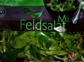 Mix Feldsalat, Feldsalat, Frisée, Radicchio   Hochgeladen von: Sabine34Berlin