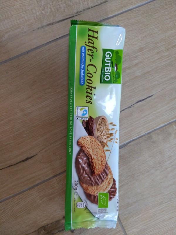 Hafer-Cookies mit Vollmilchschokolade von Janichi | Hochgeladen von: Janichi