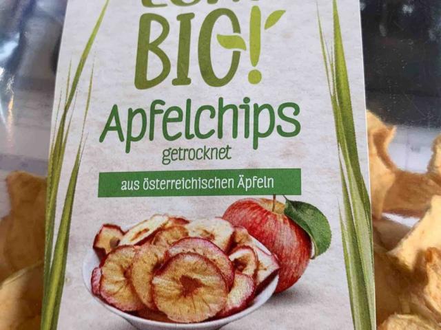 Apfelchips getrocknet, Apfel von manuwild264   Hochgeladen von: manuwild264
