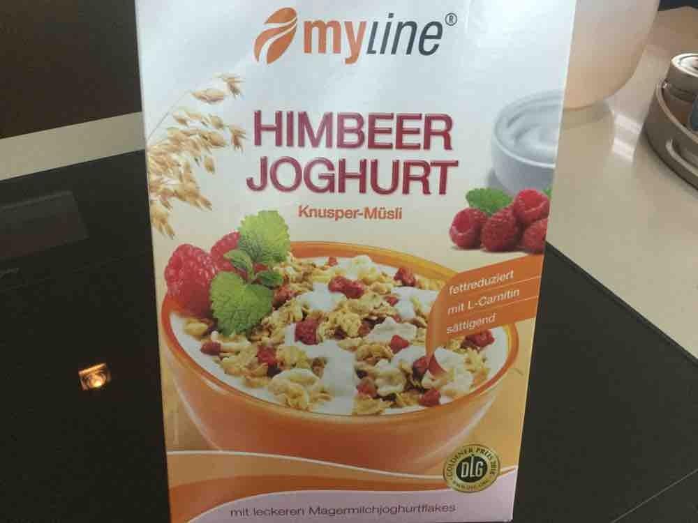 Müsli, Himbeer Joghurt von mk4711 | Hochgeladen von: mk4711