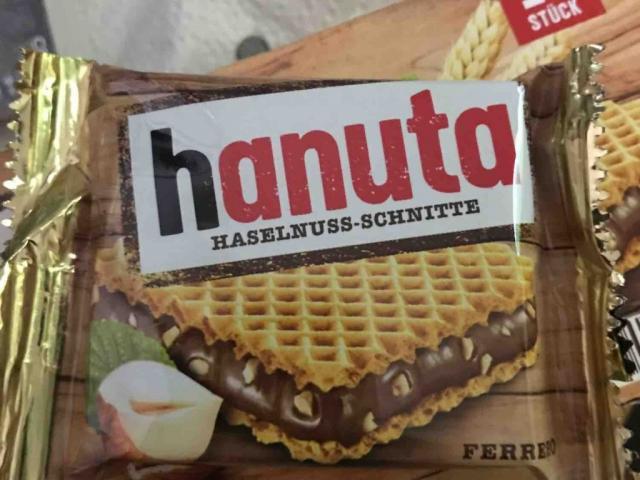 hanuta Haselnuss-Schnitte von Helga72   Hochgeladen von: Helga72
