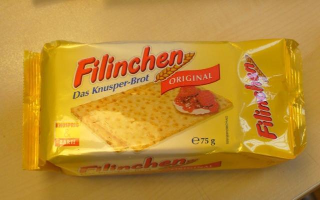Filinchen, Knusper-Brot   Hochgeladen von: tudorf