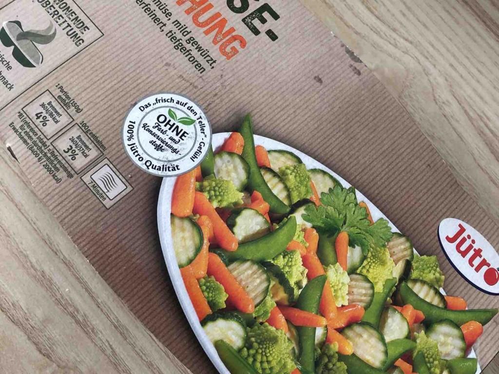 Gemüsemischung mit zartem Gemüse, mild gewürzt und mit Butter verfeinert von Sara97 | Hochgeladen von: Sara97