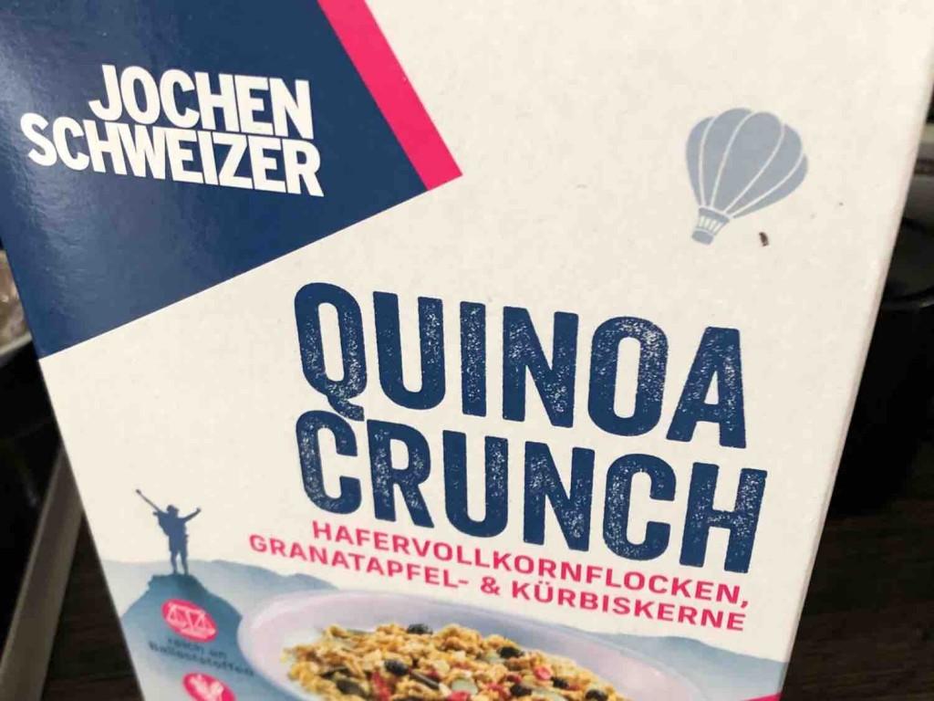 quinoa crunch von Roro3   Hochgeladen von: Roro3