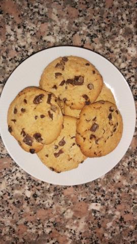 XL cookies, mörk choklad von spielewoelfchen | Hochgeladen von: spielewoelfchen