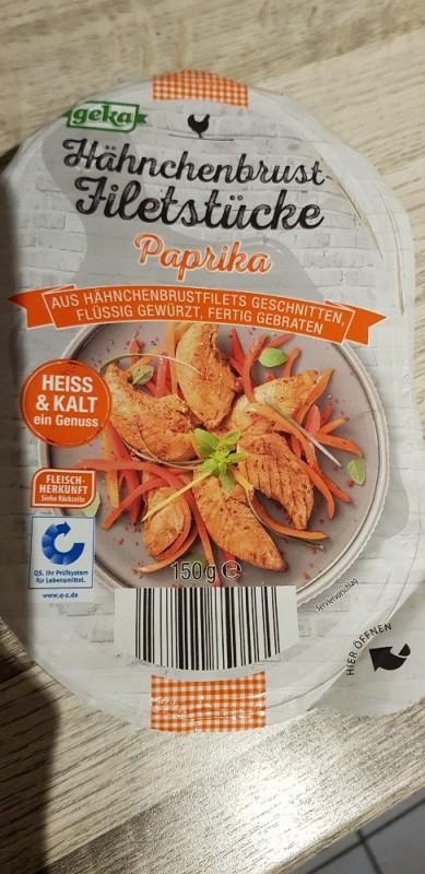 Hähnchenbrust Filetstücke Paprika von fruni82 | Hochgeladen von: fruni82
