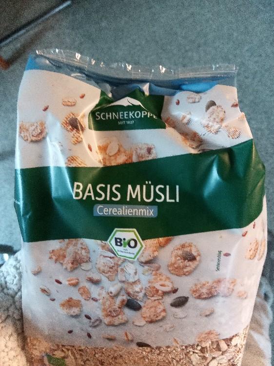 Basis-Müsli, Cerealienmix von SixPat   Hochgeladen von: SixPat