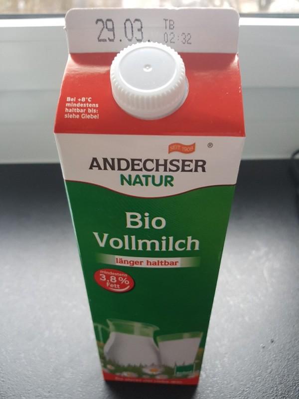 Bio Vollmilch 3,8% von Padmaniac | Hochgeladen von: Padmaniac