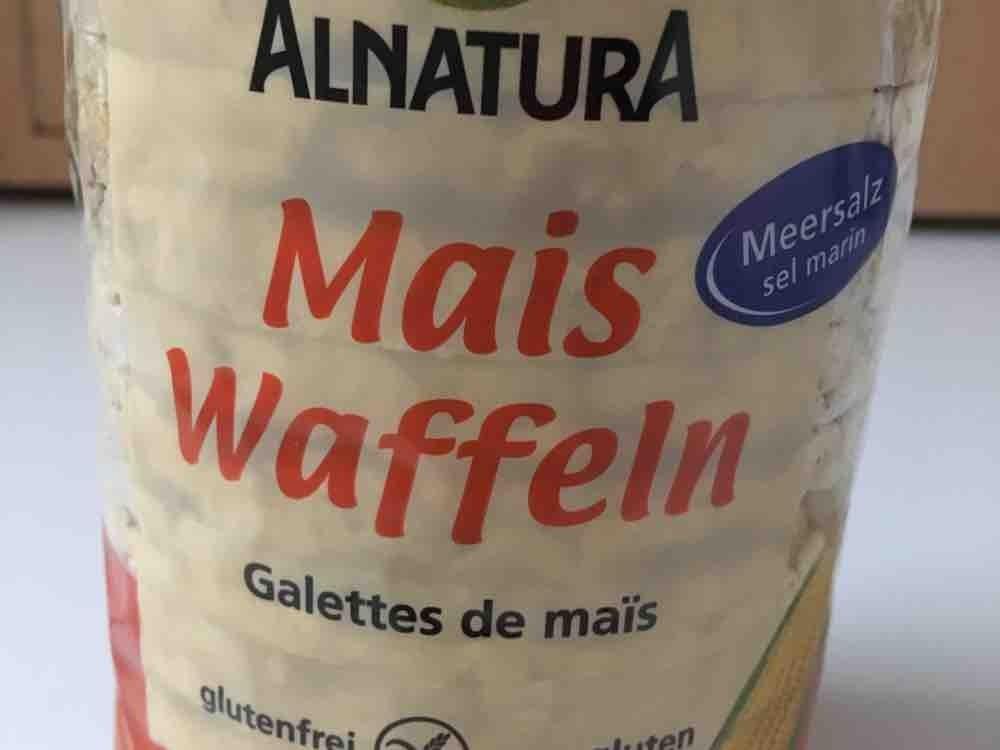 Mais-Waffeln, mit Salz von danys   Hochgeladen von: danys