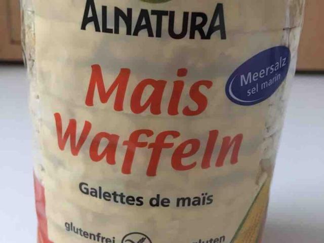 Mais-Waffeln, mit Salz von danys | Hochgeladen von: danys