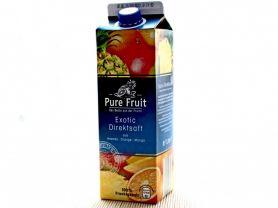 Exotic Direktsaft, Ananas Orange Mango | Hochgeladen von: JuliFisch