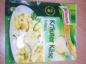 Kräuter Käse Sauce | Hochgeladen von: Nudelpeterle