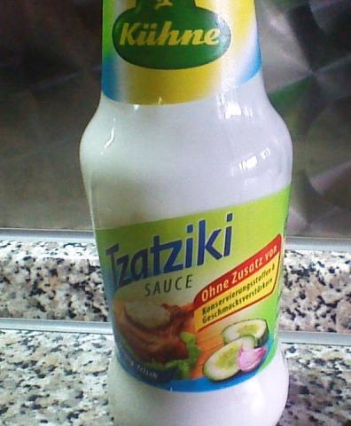 Kühne Tzatziki Sauce, Knoblauch Gurke | Hochgeladen von: Vici3007