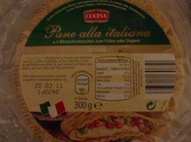 Cucina Pane alla italiana, mit Tomate & Käse | Hochgeladen von: Sweetelli