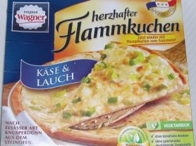 Flammkuchen, Käse & Lauch | Hochgeladen von: seibet2