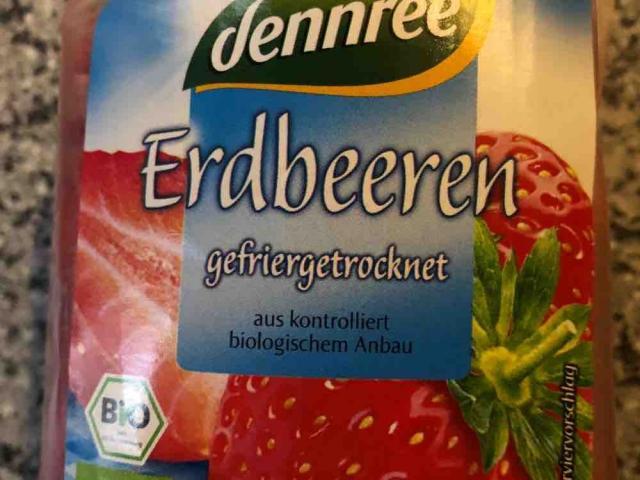 Erdbeeren gefriergetrocknet, Erdbeere von tho79 | Hochgeladen von: tho79