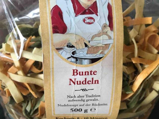 Bunte Nudeln von RinaChristina | Hochgeladen von: RinaChristina