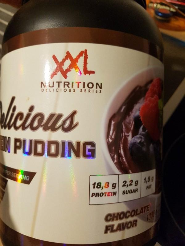 Delicious Protein Pudding, Chocolate von Campbell | Hochgeladen von: Campbell