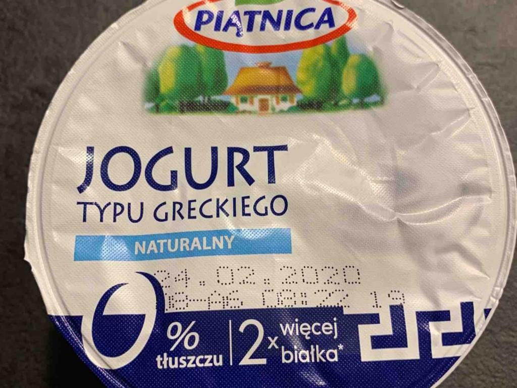 Joghurt Typ Griechisch, 0 % Fett von peeat81 | Hochgeladen von: peeat81
