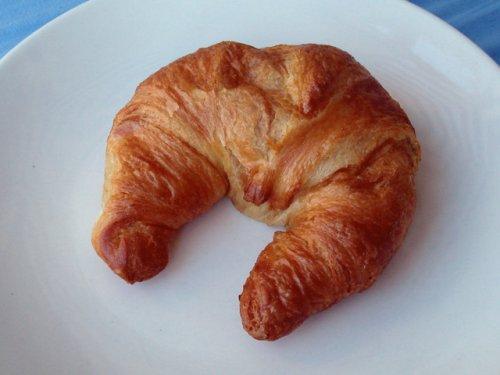 Foto von einem Croissant | Hochgeladen von: Thomas Bohlmann