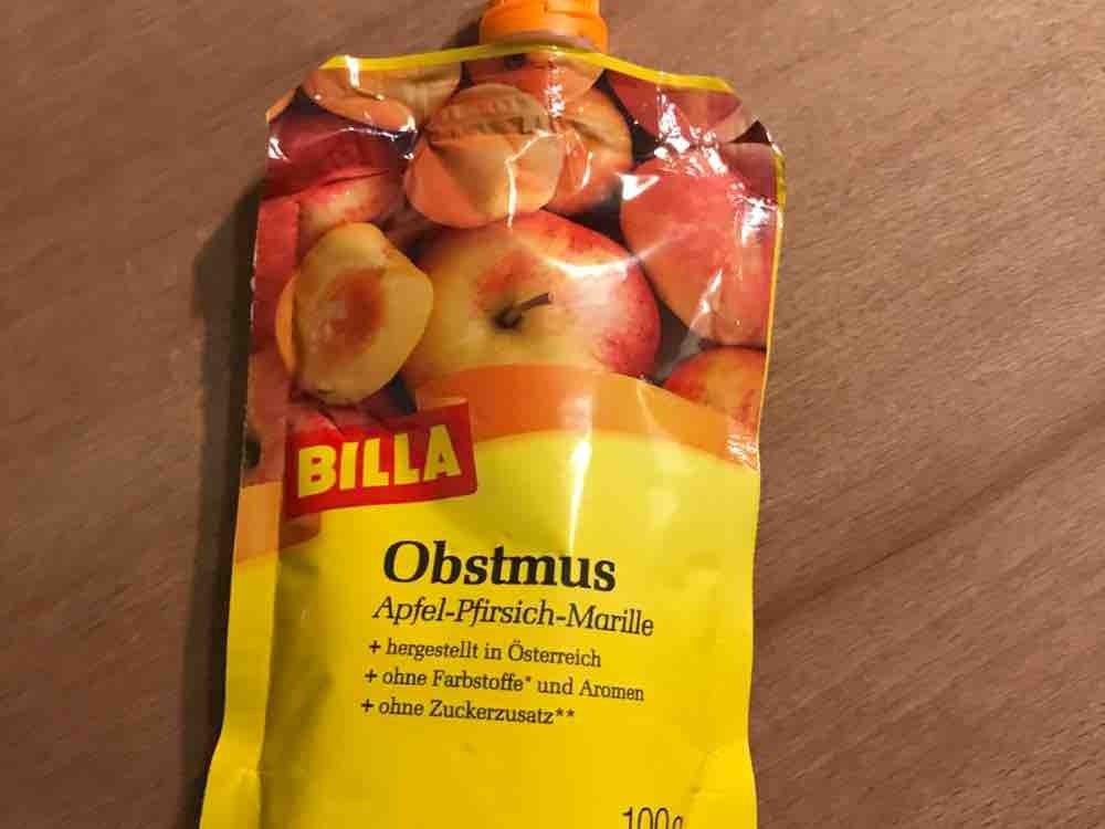 Obstmus, Apfelmus mit Marille und Pfirsich von mariamasha5 | Hochgeladen von: mariamasha5