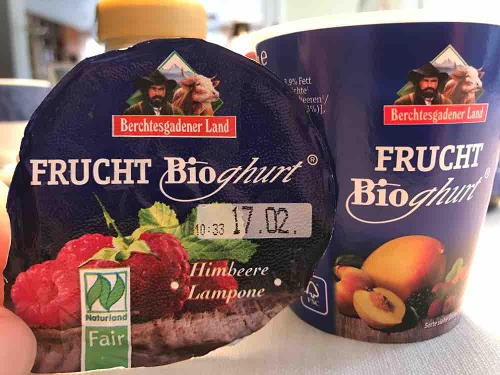 Frucht-Bioghurt, Himbeere von LNB   Hochgeladen von: LNB