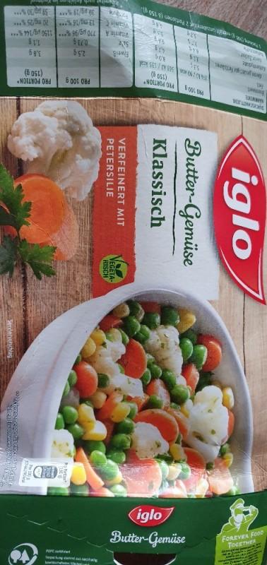 Buttergemüse, Fein & Knackig von TobyOrNotToby | Hochgeladen von: TobyOrNotToby