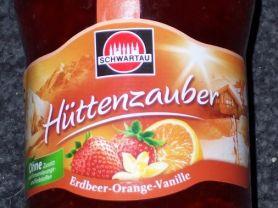 Fruchtaufstrich, Erdbeer-Orange-Vanille | Hochgeladen von: recajuka