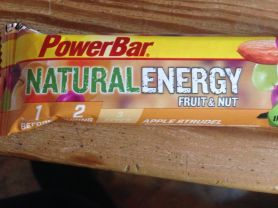 Natural Energy Fruit & Nut, Apple Strudel   Hochgeladen von: mk130571