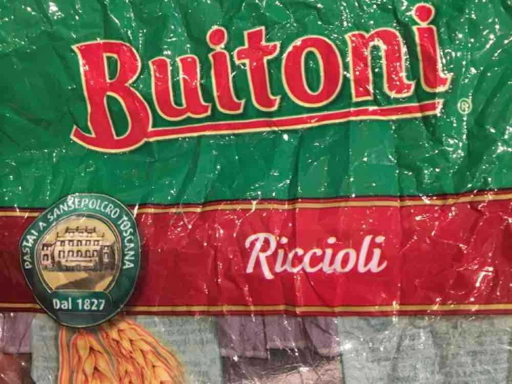 Riccioli , Nudeln von Bibi97 | Hochgeladen von: Bibi97