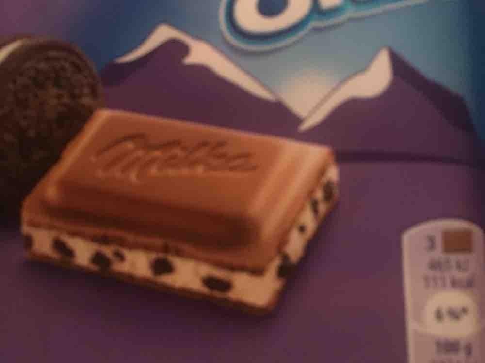 Milka Oreo, mit Oreo Keks von Ronald69 | Hochgeladen von: Ronald69