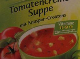 Activ Tomatencreme Suppe, mit Knusper-Croutons | Hochgeladen von: DeSilvi