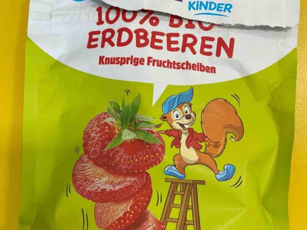 Erdbeerschnitz, 100% Bio Erdbeeren von jultr   Hochgeladen von: jultr