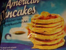 American Pancakes, Pfannkuchen amerikanische Art | Hochgeladen von: Sabine34Berlin