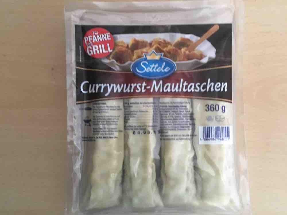 Currywurst-Maultaschen von beckfrau   Hochgeladen von: beckfrau