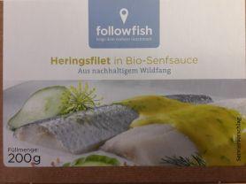 Heringsfilet in Bio-Senfsauce   Hochgeladen von: darkwing1107