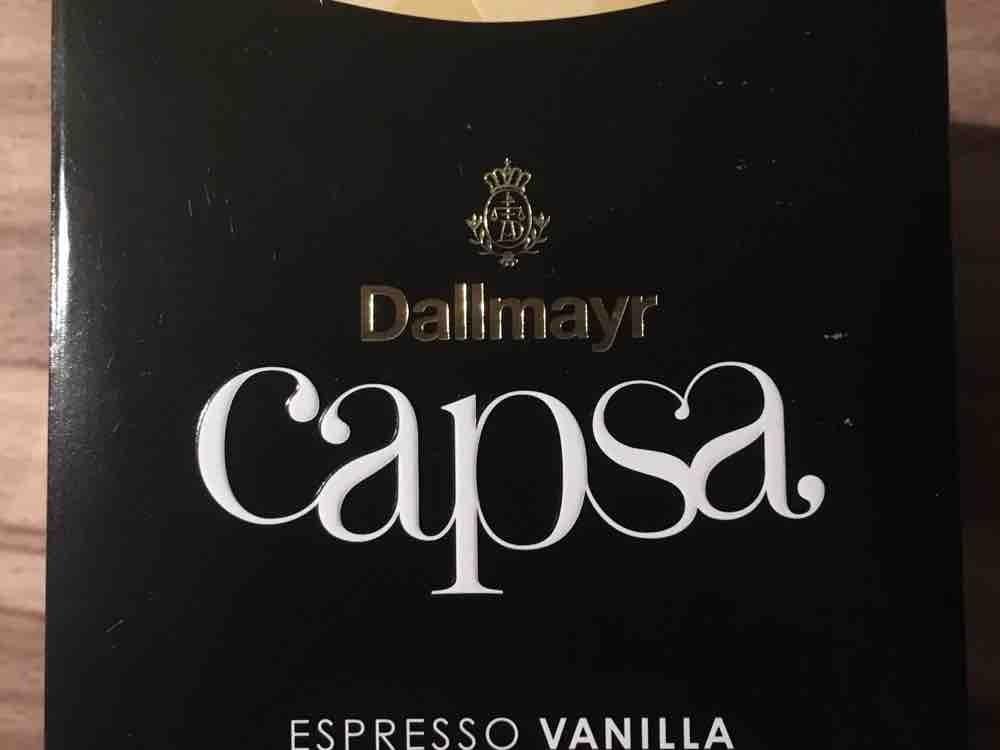 Capsa Espresso Vanilla  von Alex1986 | Hochgeladen von: Alex1986