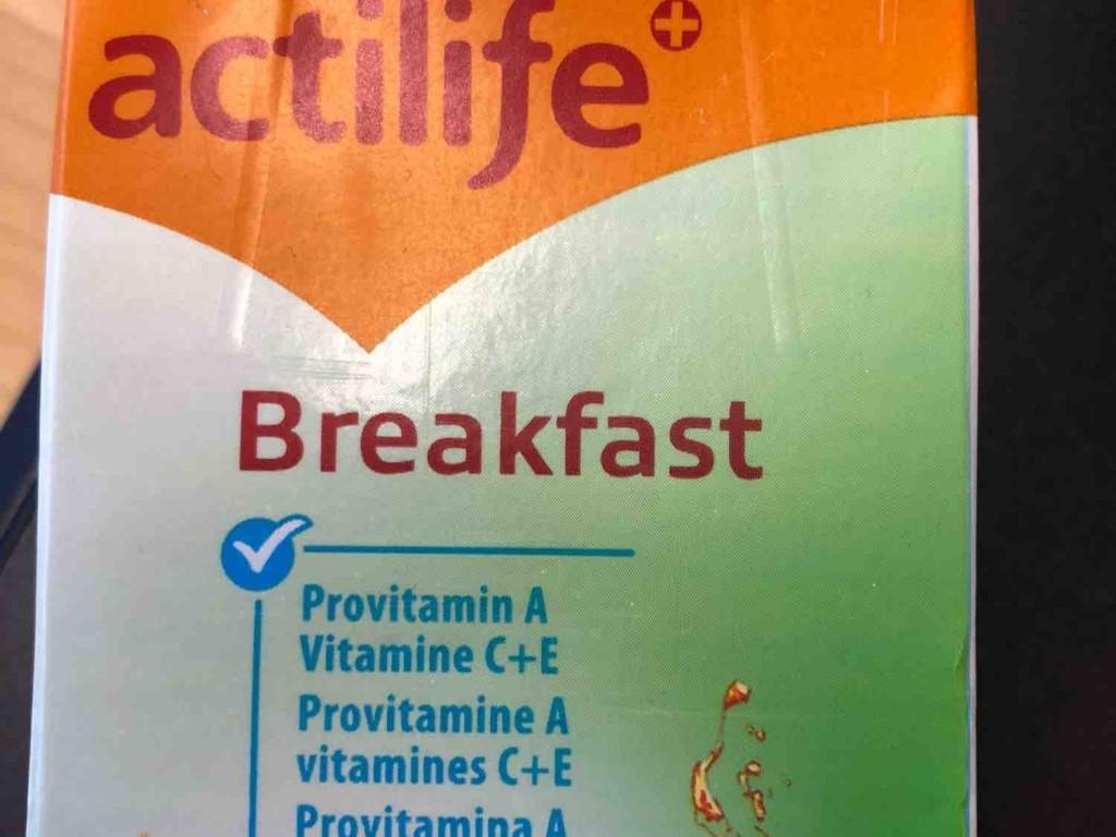 Actilife, Breakfast von its85meee313 | Hochgeladen von: its85meee313