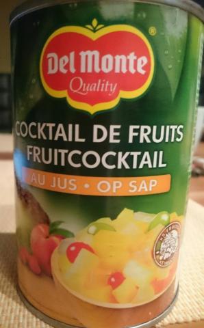 Del Monte, Fruchtcocktail, ohne Zuckerzusatz | Hochgeladen von: rl2412