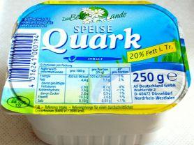 Speise Quark 20% Fett i.Tr. (Netto) (Das Beste v   Hochgeladen von: Freddy2c