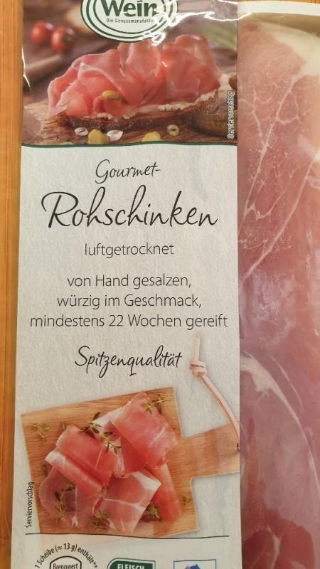 Rohschinken, Gourmet Rohschinken von KMichi   Hochgeladen von: KMichi