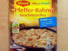 Pfeffer-Rahm Geschnetzeltes, (Trockenprodukt)   Hochgeladen von: xmellixx
