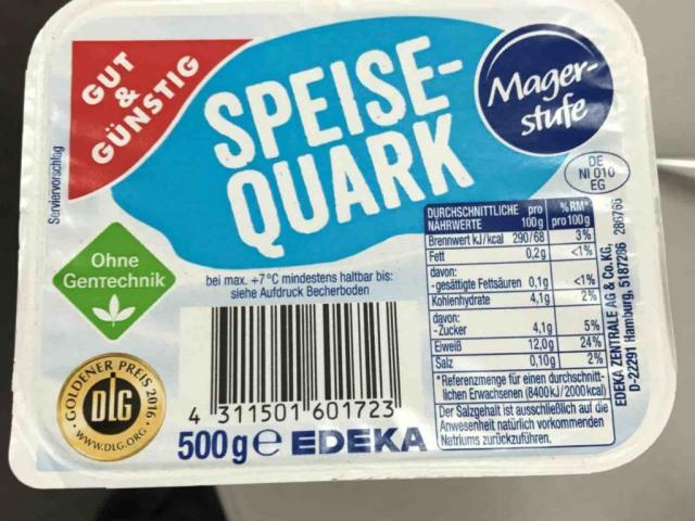 Speisequark, Magerstufe von philipps04   Hochgeladen von: philipps04