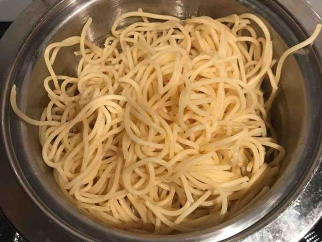 Spagetti  gekocht von LutzR | Hochgeladen von: LutzR