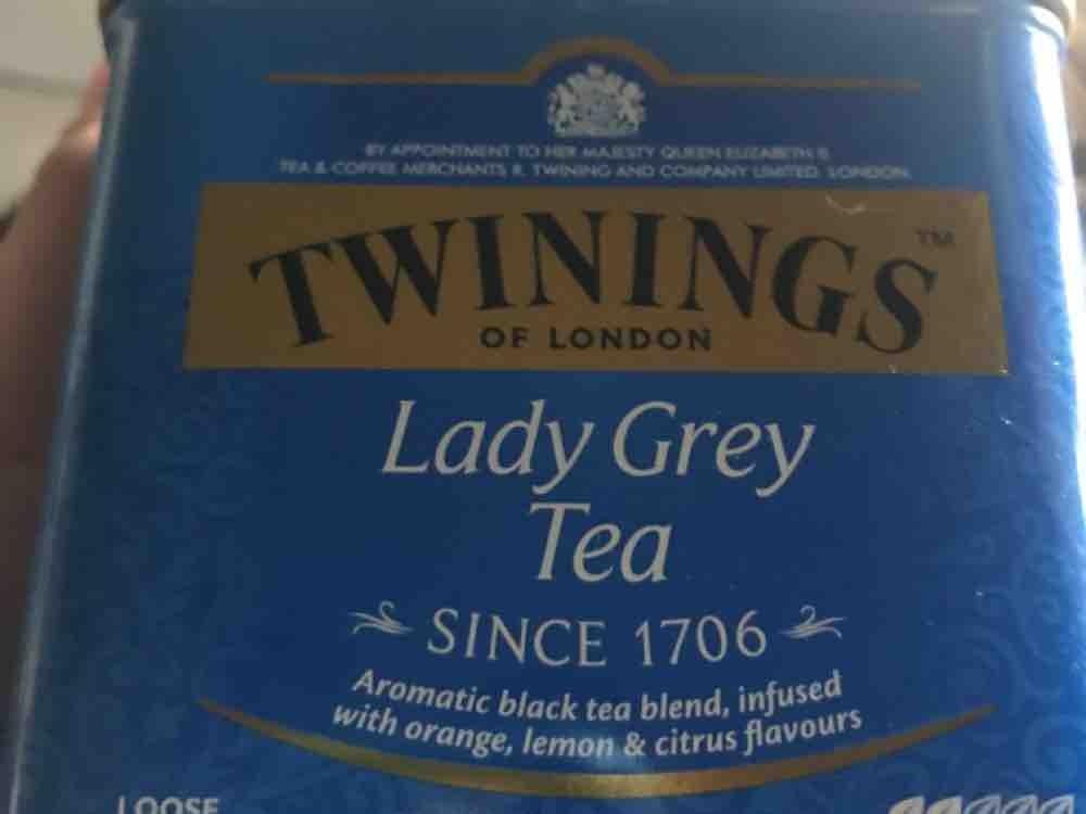 Twinings Lady Grey, Orange, Zitrone, Bergamotte von MrsPhoebe   Hochgeladen von: MrsPhoebe